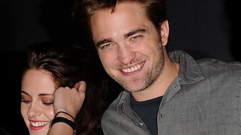 Kristen Stewart and Robert Pattinson reunited: First pic together since affair