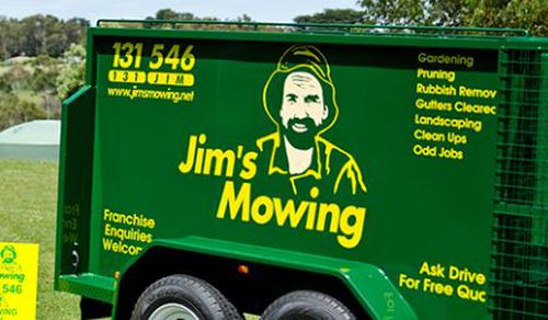 Jims Mowing, who franchised a business to Harvey, don't know what triggered the tragic incident.