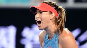 Sharapova sets up 'mouthwatering' date