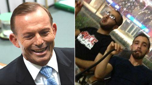 Australians won't be 'played for mugs', Abbott warns amid terror crackdown