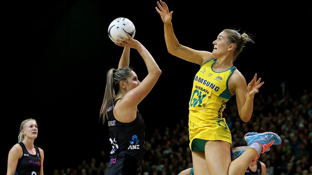 New Zealand's Silver Ferns crush Australian Diamonds in Quad Series