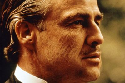 "Screen legend Marlon Brando was rumoured to have stuffed his cheeks with cotton balls to achieve godfather Vito ""The Don"" Corleone's inflated jawline in the Francis Ford Coppola classic."