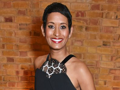 Naga Munchetty has shared her experience during a recent radio broadcast for BBC.