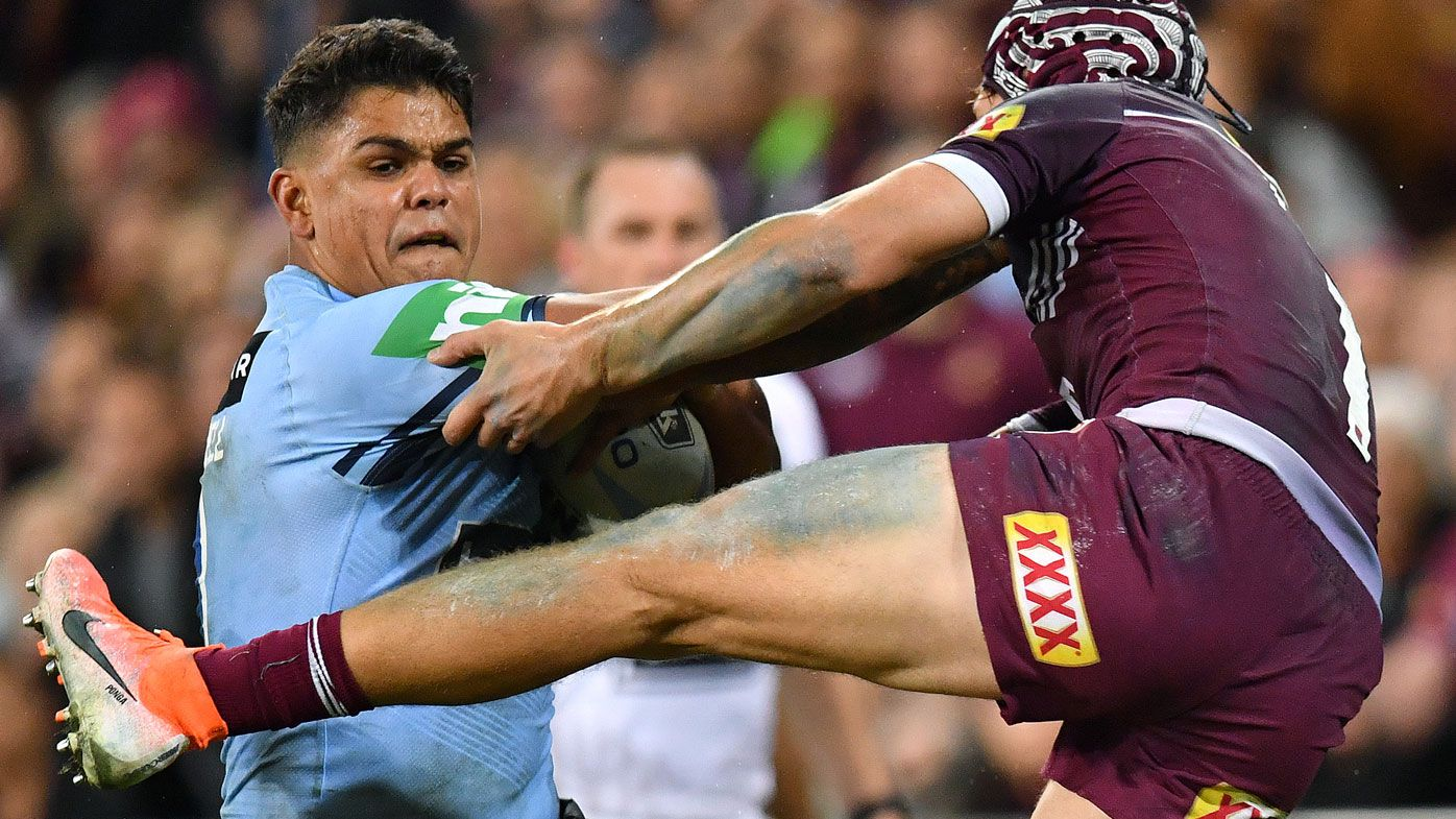 Brad Fittler defends Latrell Mitchell as Phil Gould suggests he may need axing