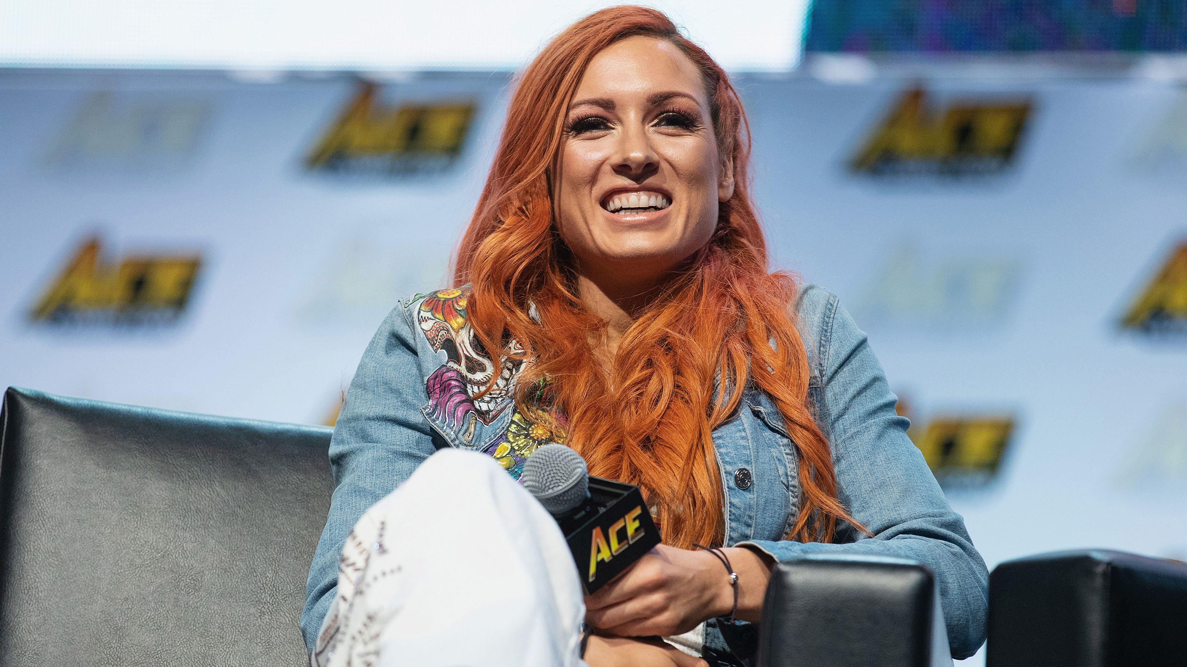 Exclusive: The fiery Irishwoman shaking up the WWE