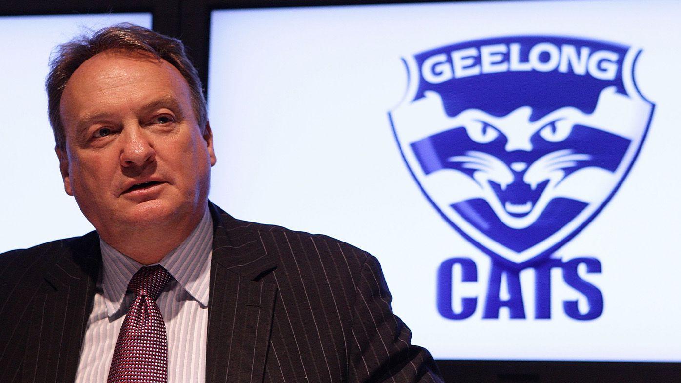 Enormous coup as Carlton secure long-time Geelong chief executive Brian Cook