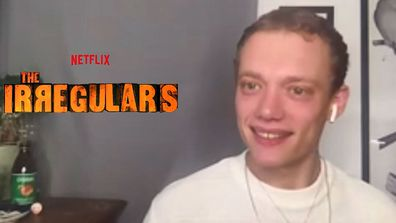 Jojo Macari talks to 9Honey Celebrity for The Irregulars