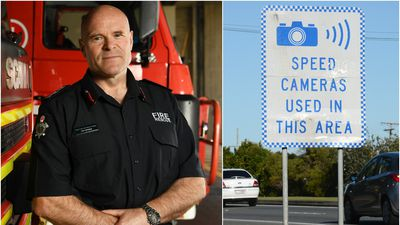 Fire boss offers to resign after racking up seven speeding fines
