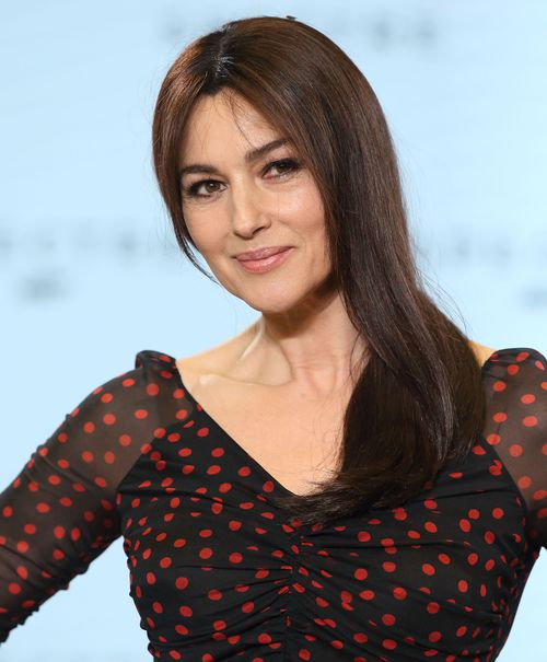 At age 50, Monica Bellucci will be the oldest Bond Girl ever. (Getty)