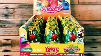 Yowies return to Aussie shelves, local sales skyrocket