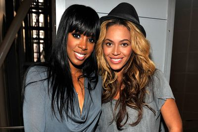 Bey's BFF bandmate and cousin Kelly Rowland aired her dirty laundry about Beyonce in a song called, well, 'Dirty Laundry'.<br/><br/>She sings: 'When my sister was onstage killin' it like a motherf---er / I was enraged, feelin' it like a motherf---er / Bird in a cage, you would never know what I was dealin' with / Went our separate ways, but I was happy she was killin' it'.<br/><br/>Image: Getty