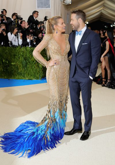 """<p>When interviewed by Humans of New York at the Met Ball, Ryan was so sweet about his love for Blake.</p> <p>""""She always responds with empathy,"""" he said. </p> <p>""""She meets anger with empathy. She meets hate with empathy. She'll take the time to imagine what happened to a person when they were five or six years old. And she's made me a more empathetic person.""""</p>"""