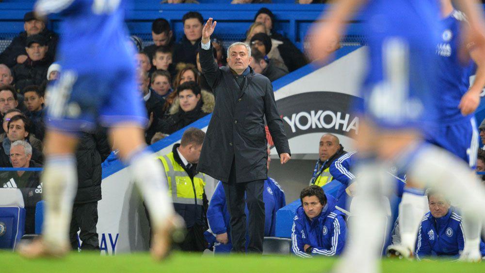 Jose Mourinho. (AFP-file)