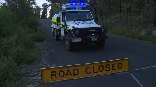 Efforts were made to recover the man's body yesterday, but he wasn't found until the early hours of this morning.