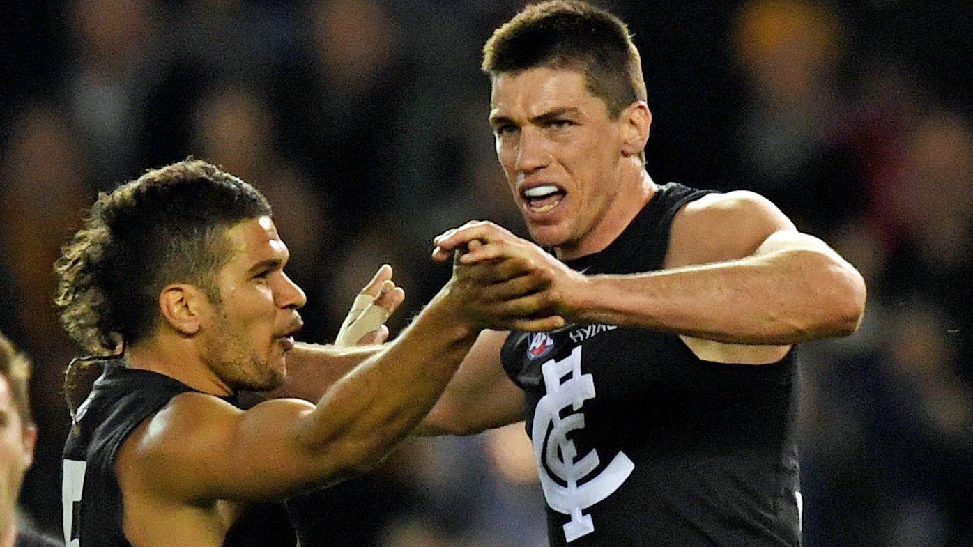 AFL: Carlton edge Hawthorn in pre-season but injury to Kreuzer causes concern