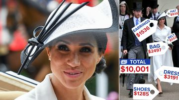 What's it cost to dress like Meghan?