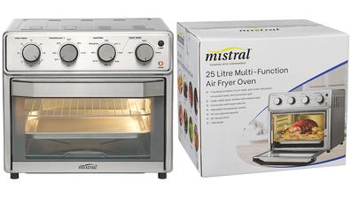 The Reject Shop Mistral Air Fryer Oven