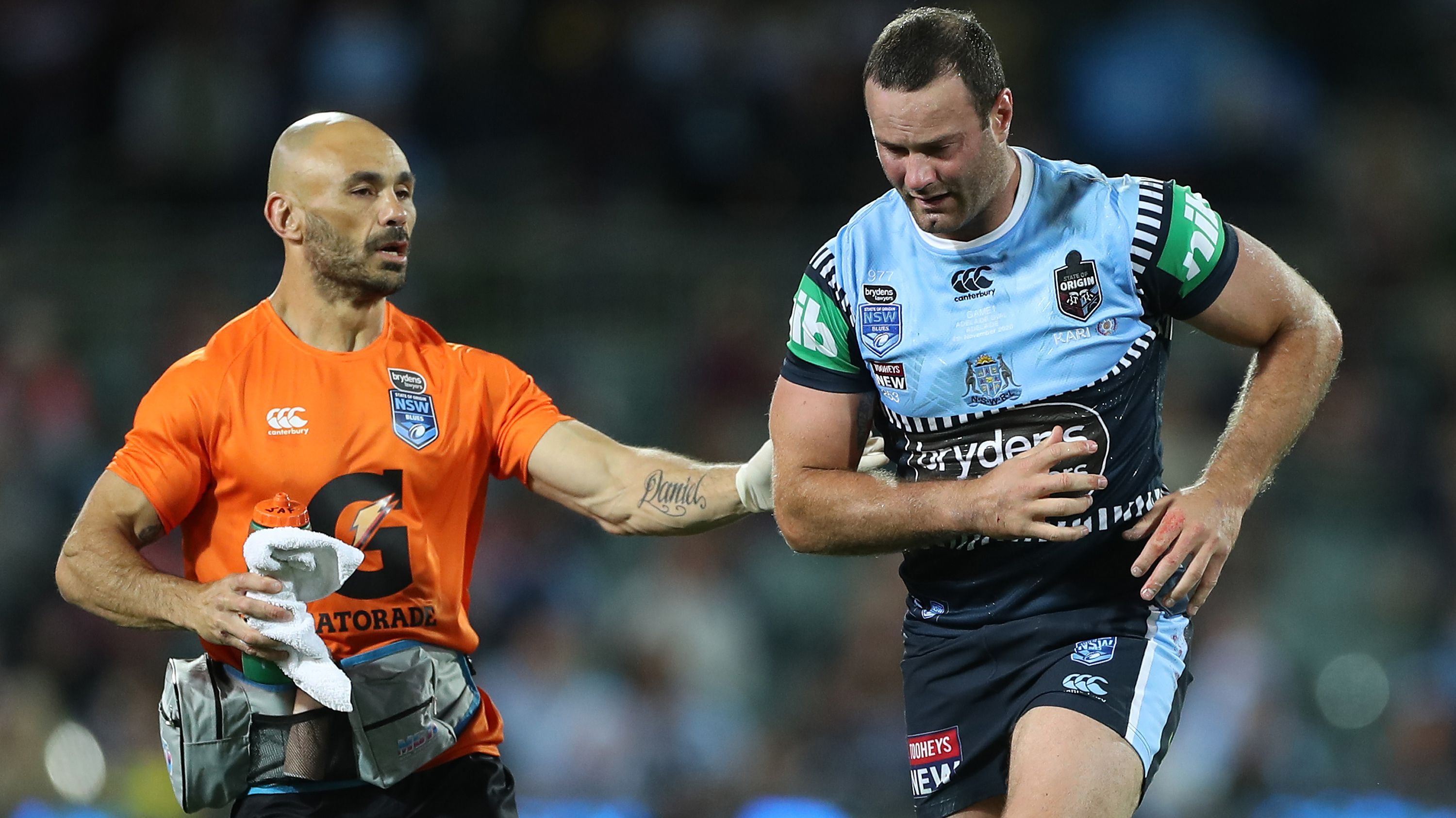 'If it wasn't concussion, what was it?': Fitzy rips NSW Blues over Boyd Cordner head injury