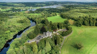 <strong>Scottish castle for sale</strong>