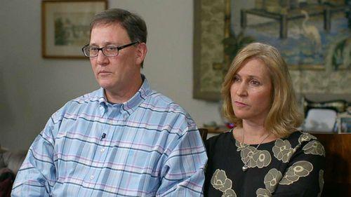Marlene and Steve Aisenberg today. (ABC News US)