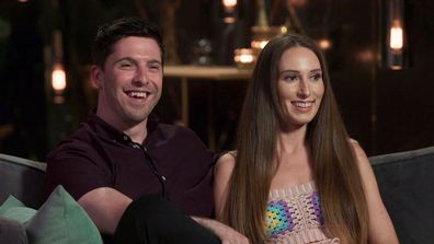 Patrick admits he's falling for Belinda