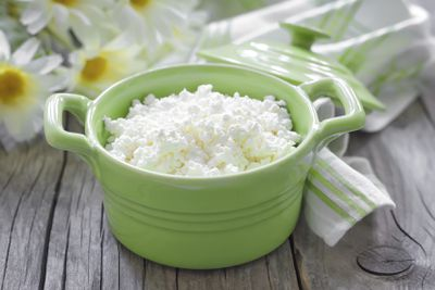 <strong>8. Cottage cheese</strong>
