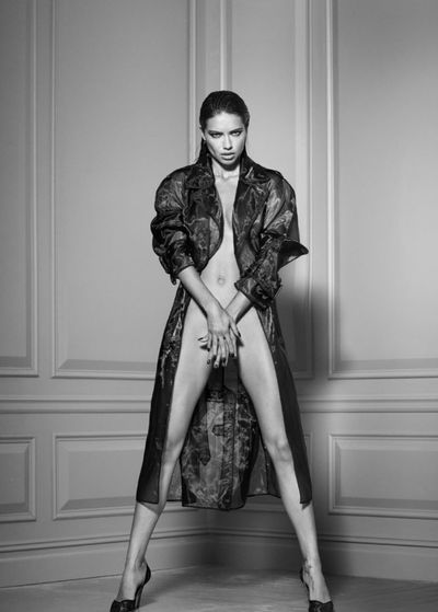 Adriana Lima for ANGELS 2018