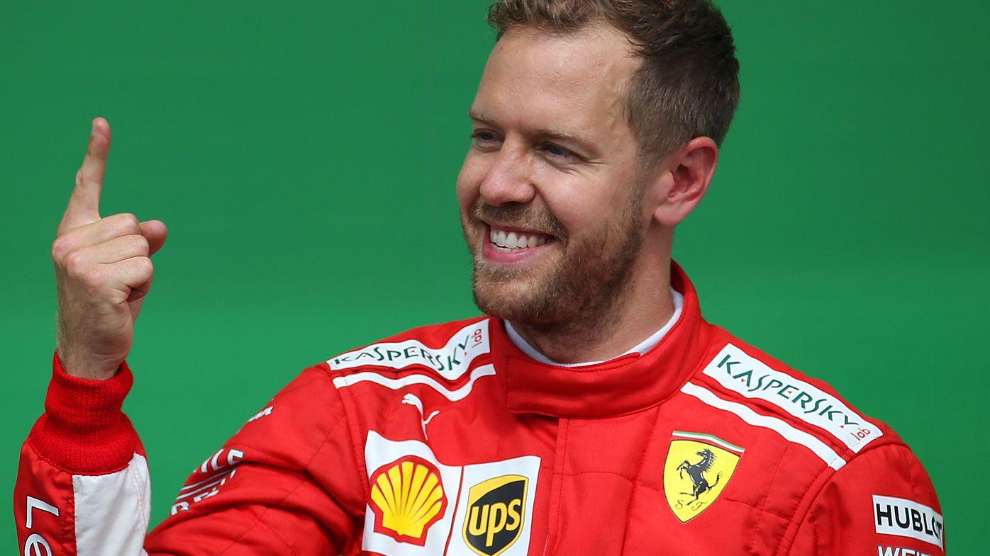 Vettel wins, Ricciardo fourth in Montreal