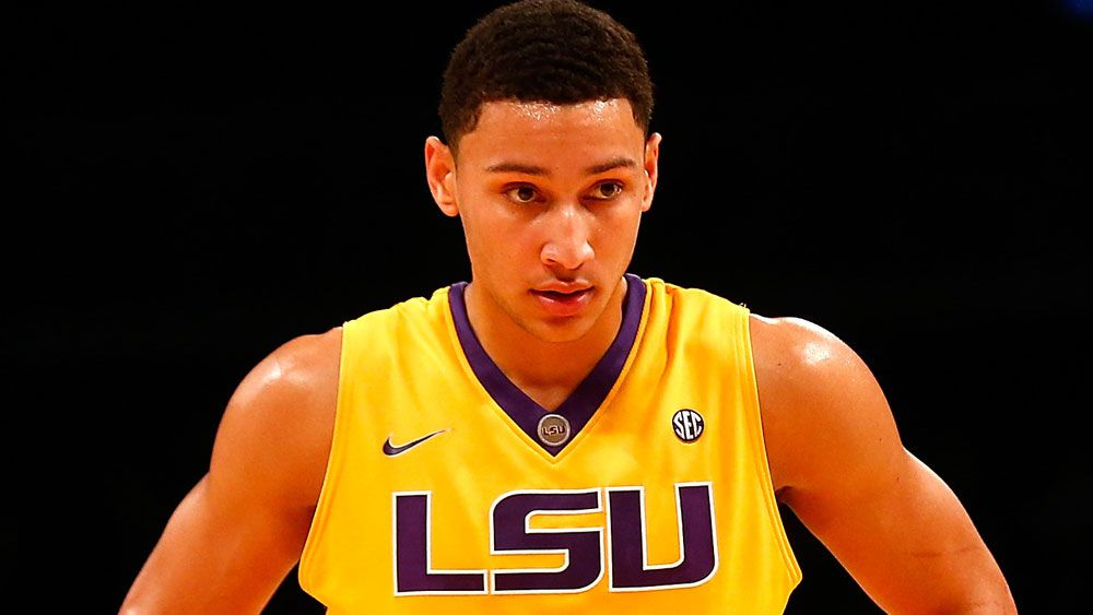 Ben Simmons benched for academic reasons