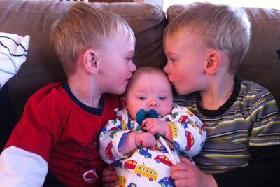 "<p>Talking Twin Babies<span class=""Apple-tab-span"" style=""white-space: pre;""></span></p>"