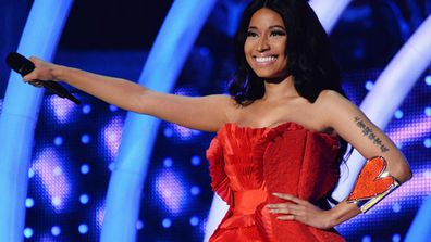 Nicki Minaj owned the MTV EMAs this year, with a staggering eight outfit changes. The hip hop diva was hosting the Glasgow event, even descending from the ceiling in a grey dress, with a 14-foot ruffled train. Yep, totally understated. <br/><br/>Take a look at her sexy sartoral choices here...