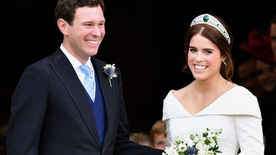 Princess Eugenie and Jack Brooksbank's royal wedding in pictures
