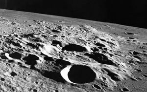 Moon has hazardous radiation levels