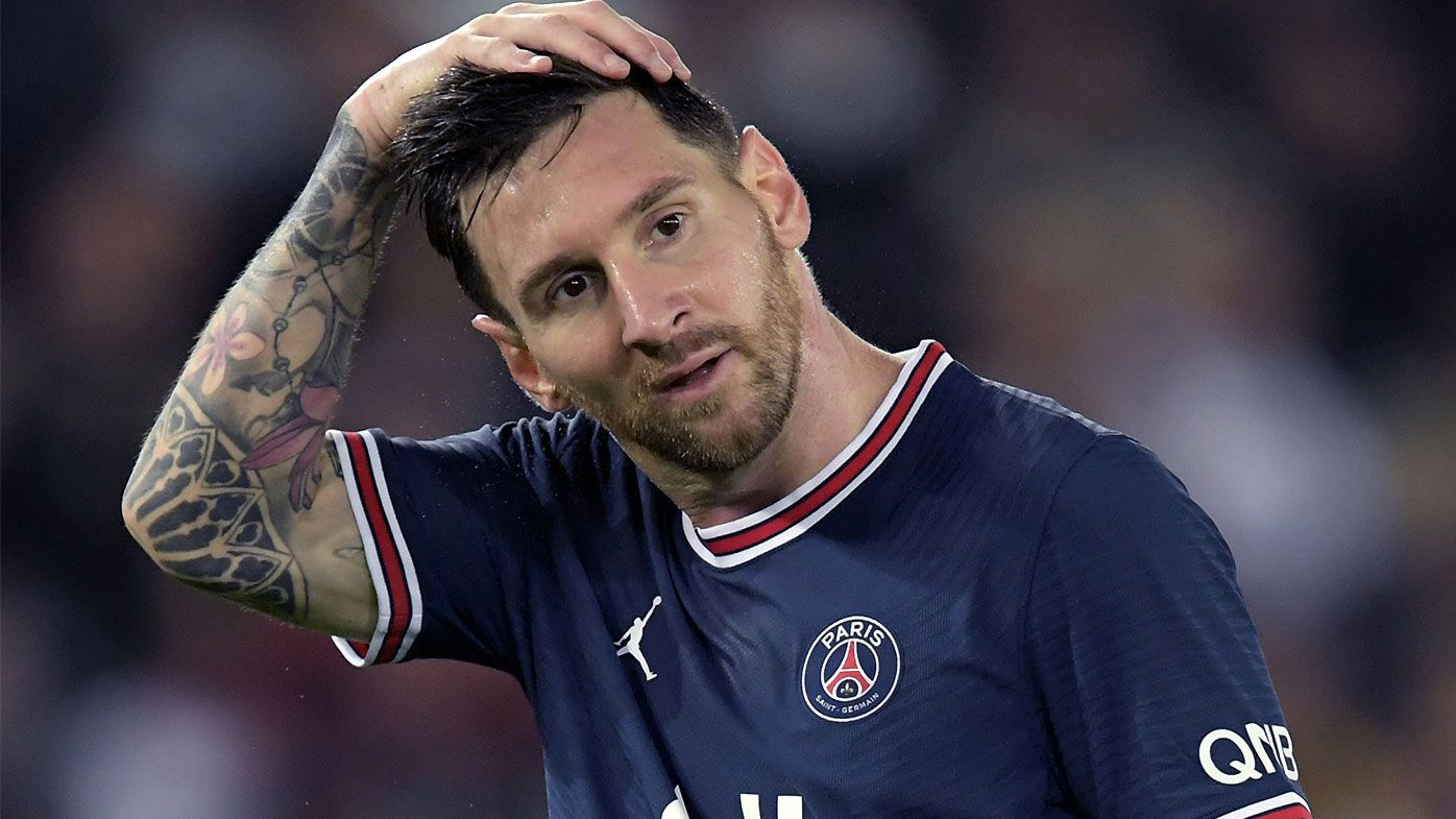 Lionel Messi to return from injury for Champions League reunion with old manager Pep Guardiola