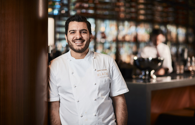 Dany Karam, Executive Chef of The Star's BLACK Bar & Grill