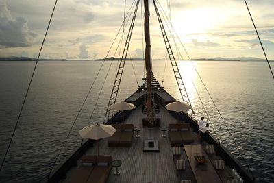 <strong>Alila Purnama Boutique Sailing Ship, Indonesia</strong>