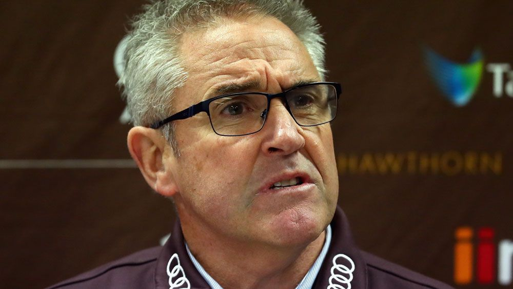 Age not a barrier: new Lions AFL coach
