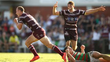 NRL news Manly Sea Eagles South Sydney Rabbitohs Daly Cherry Evans