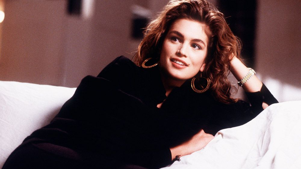The stories behind some of Cindy Crawford's most iconic photographs