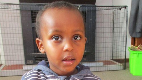 Three-year-old Mucaad Ibrahim is being remembered as a happy, intelligent boy.