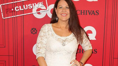 EXCLUSIVE! Julia Morris' scary holiday home invasion ... with a man's arm in a fish tank!