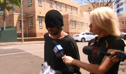 Codey Dodgson received bail today but he is required to stay at his grandmother's Coolum home and front court next month.