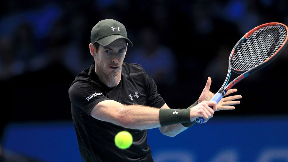 Andy Murray.(AAP)