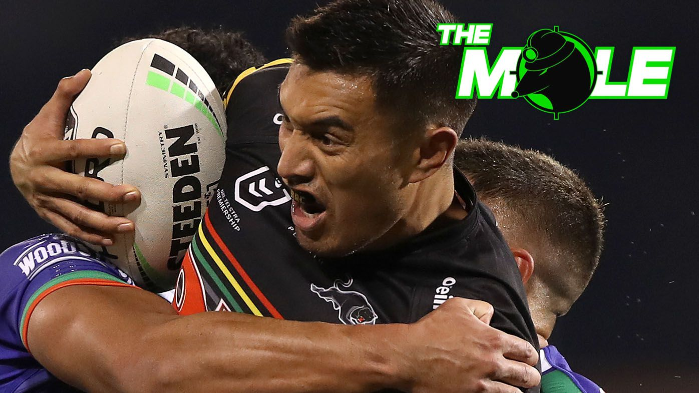 Penrith Panthers veteran Dean Whare forced to Super League after young stars rise