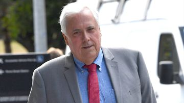 Clive Palmer fronts court to stop bid to freeze his assets