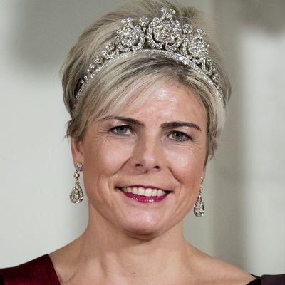 Queen Emma's Diamond Tiara