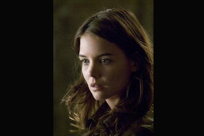Katie Holmes as Rachel Dawes in Batman Begins (2005)