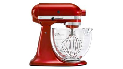 "<p>Category: Best Food Mixer</p> <p>Winner: KitchenAid Stand Mixer, <a href=""https://kitchenaid.com.au/products/ksm150-artisan-stand-mixers-0"" target=""_top"">kitchenaid.com.au</a>, $849.</p>"