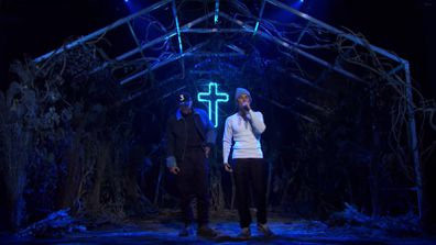 Justin Bieber sings Holy on SNL