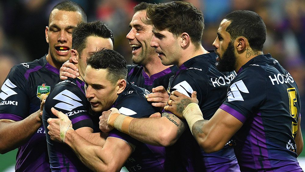 Melbourne Storm set for historic run to premiership title